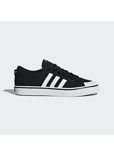 adidas Erkek Nizza Sneakers B37856 Siyah